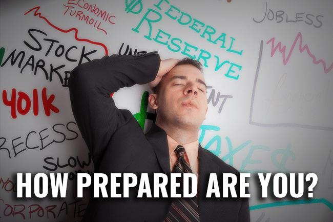 Recession How prepared are you
